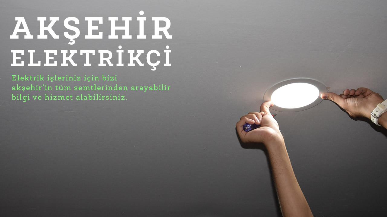 Akşehir Elektrikçi