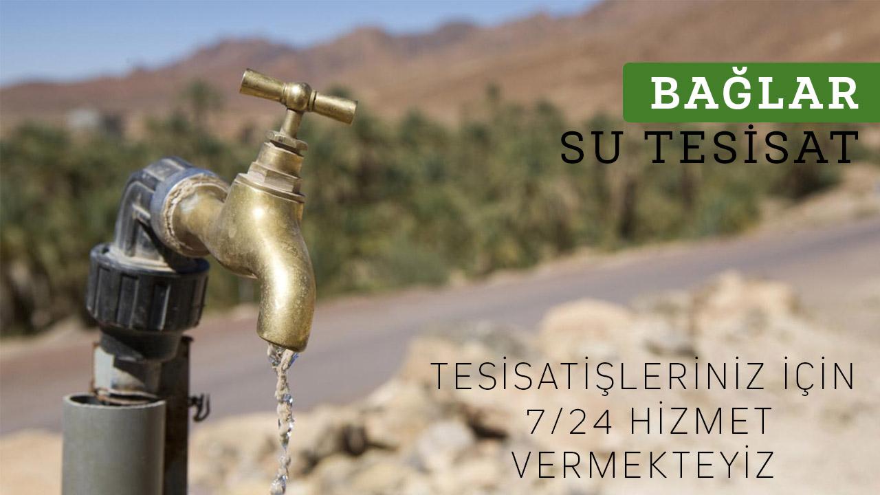 Bağlar Su Tesisatçısı