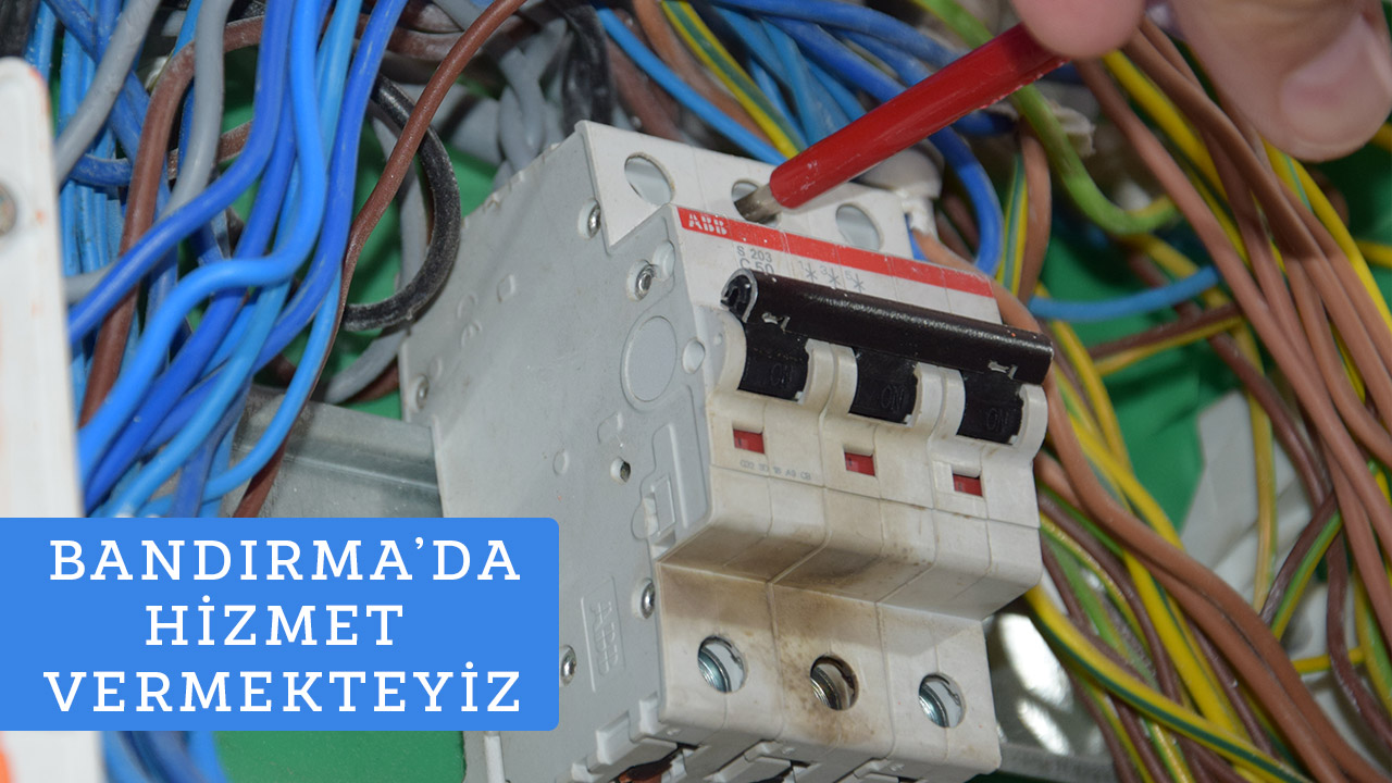 Bandırma Elektrikçi