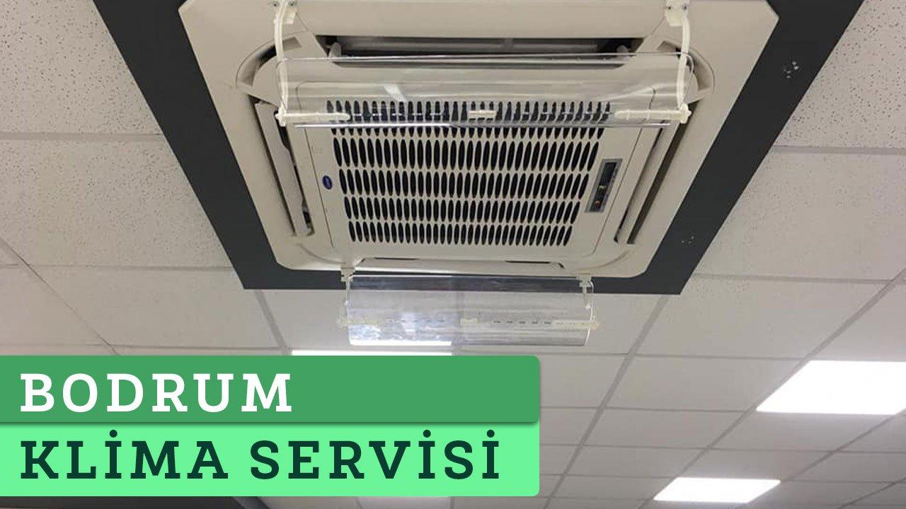 Bodrum klima servisi