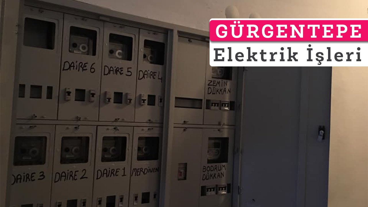 Elektrik Ustası Gürgentepe