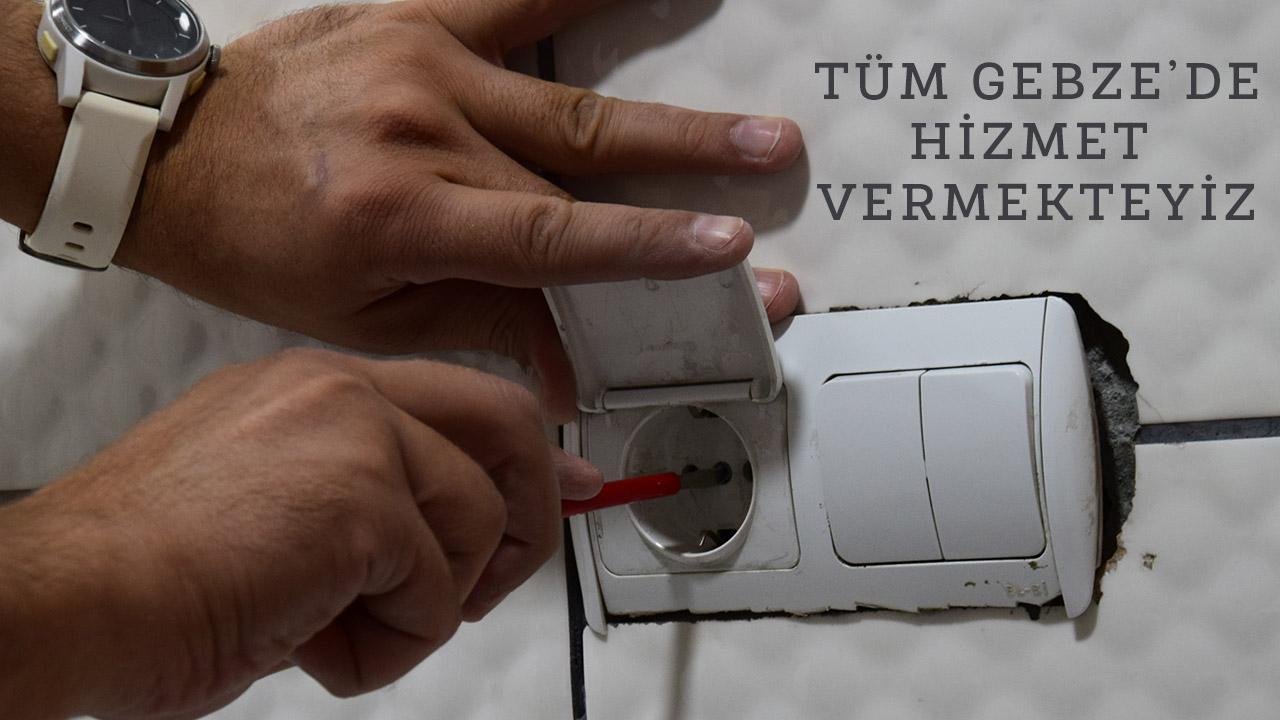 Elektrikçi Gebze