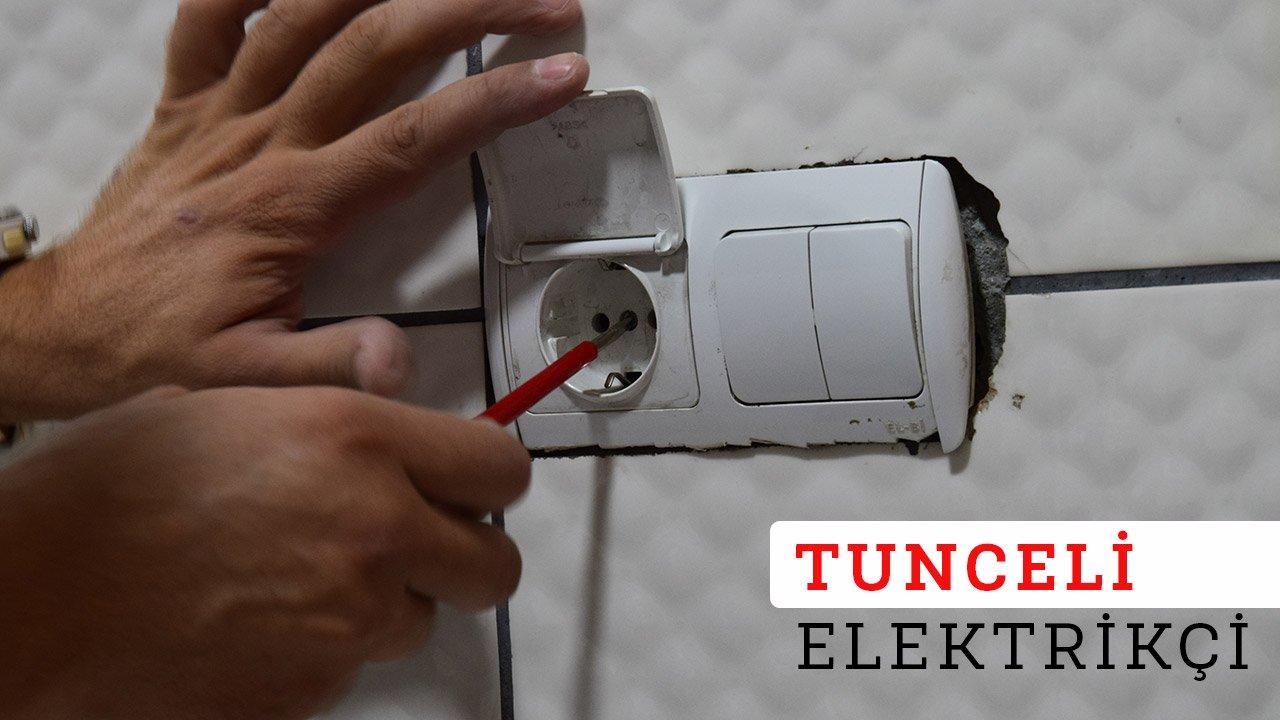 Elektrikçi Tunceli