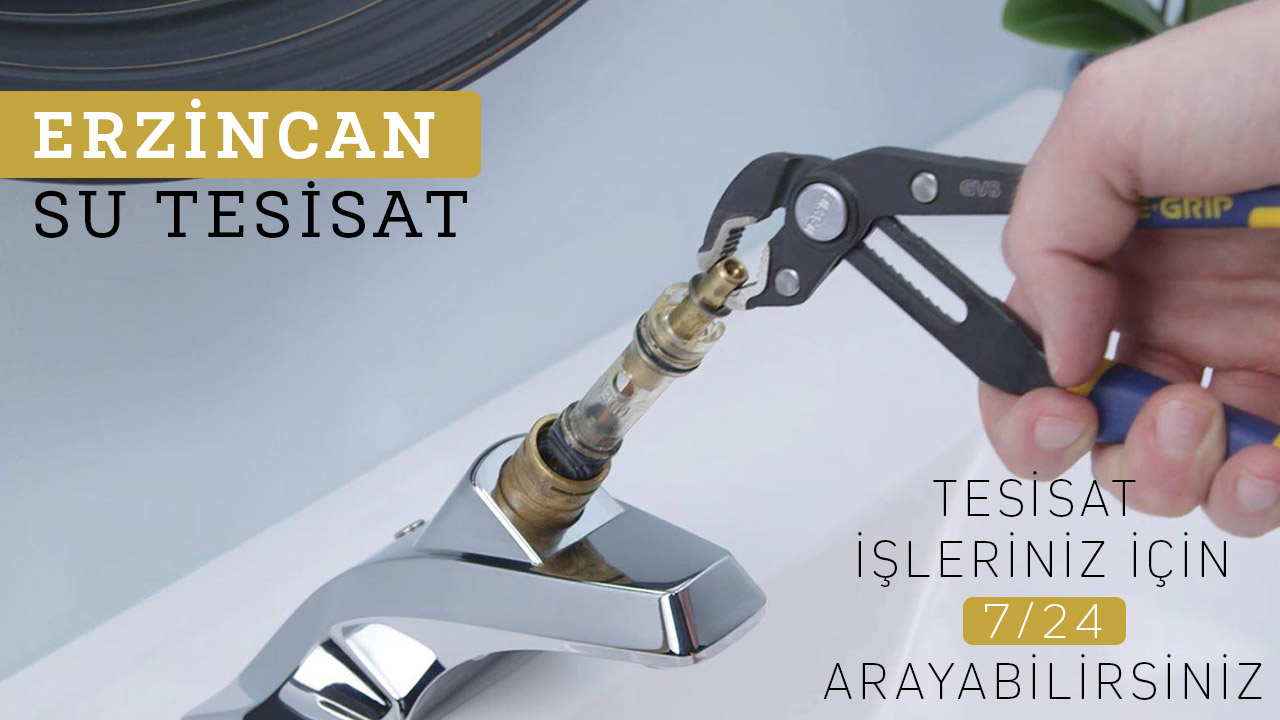 Erzincan Su Tesisatçısı