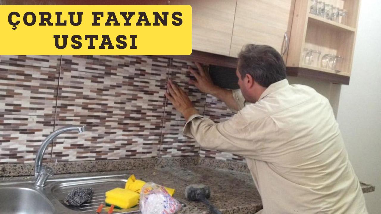Fayans Ustası Çorlu