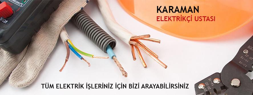Karaman Elektrikçi