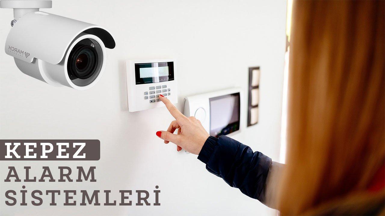 Kepez alarm sistemleri