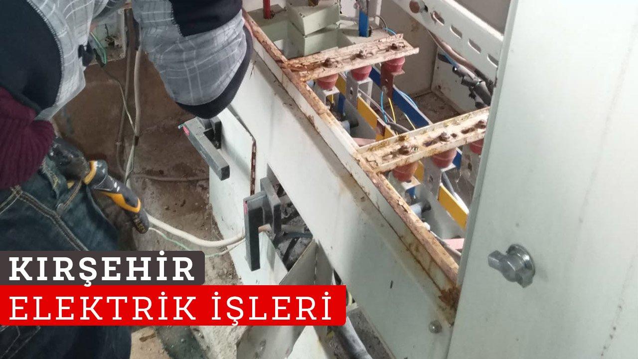 Kırşehir Elektrikçi