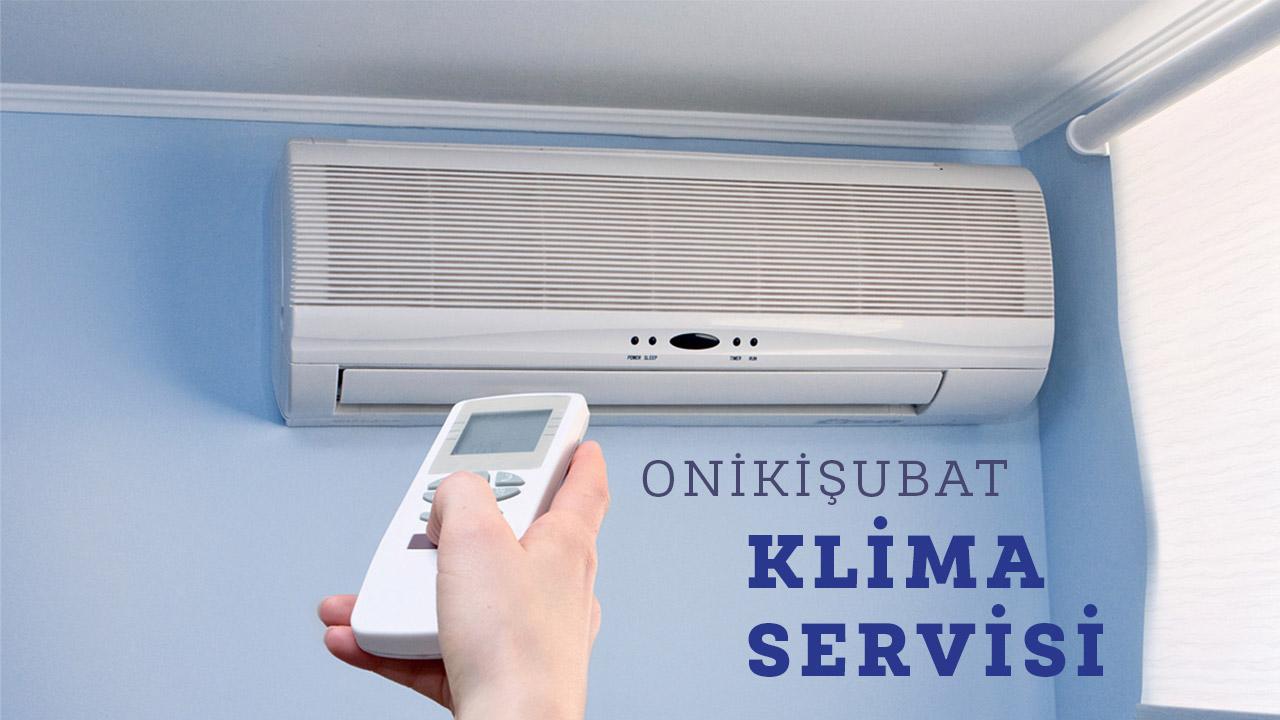 Klima Servisi Onikişubat