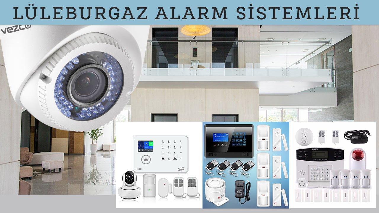 Lüleburgaz alarm sistemleri