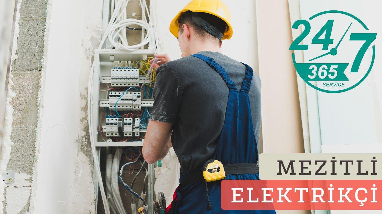 Mezitli Elektrikçi