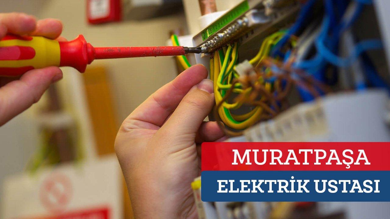 Muratpaşa Elektrik Ustası