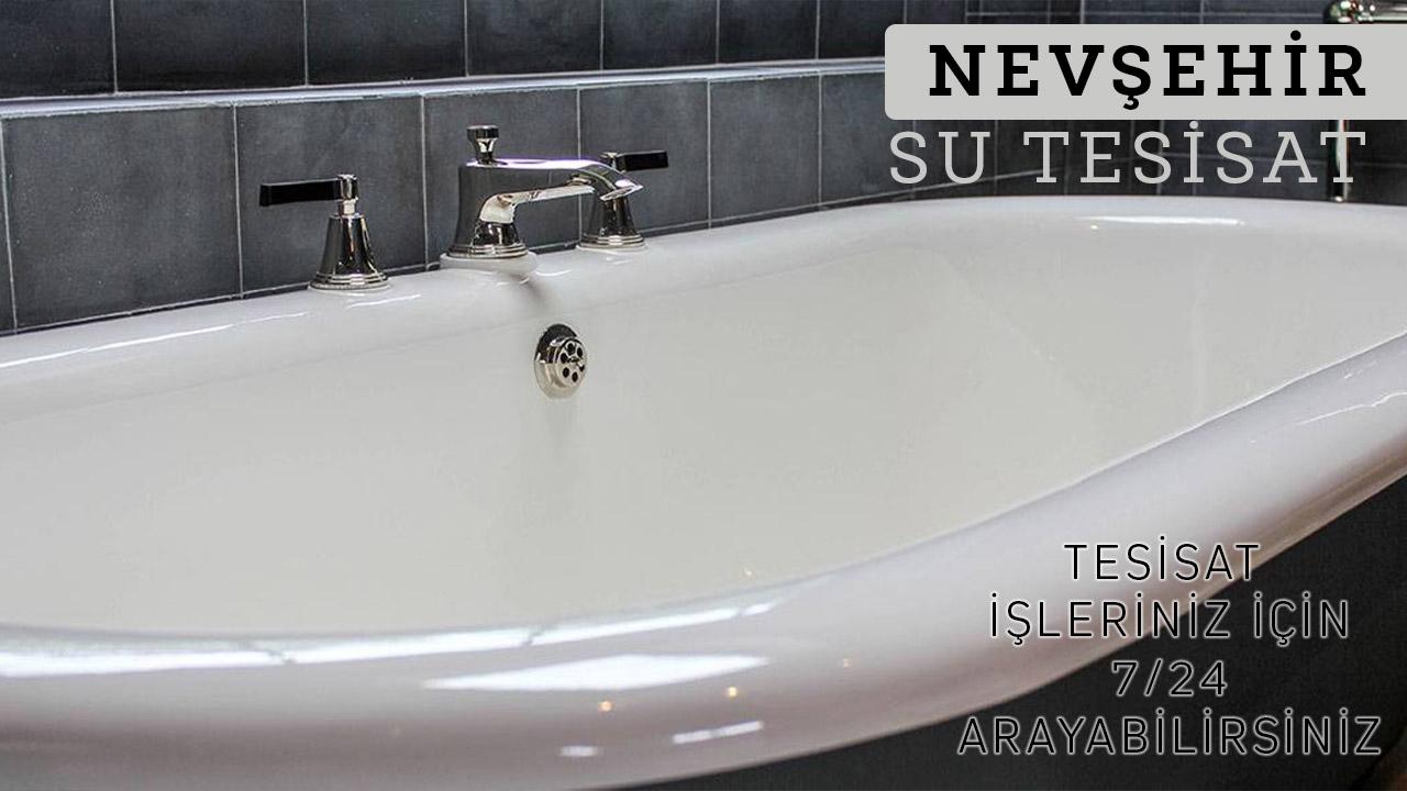 Nevşehir Su Tesisatçısı