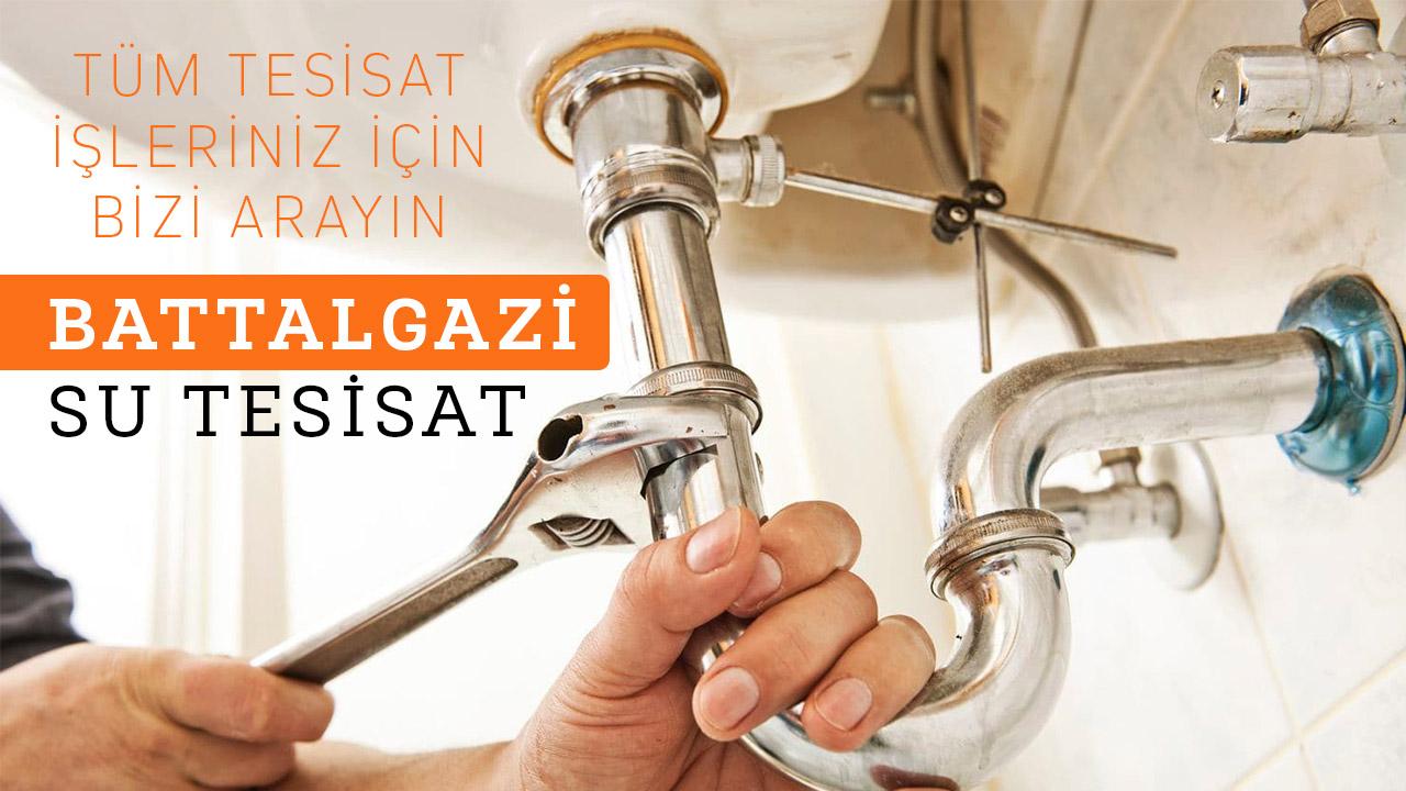 Su Tesisatçısı Battalgazi