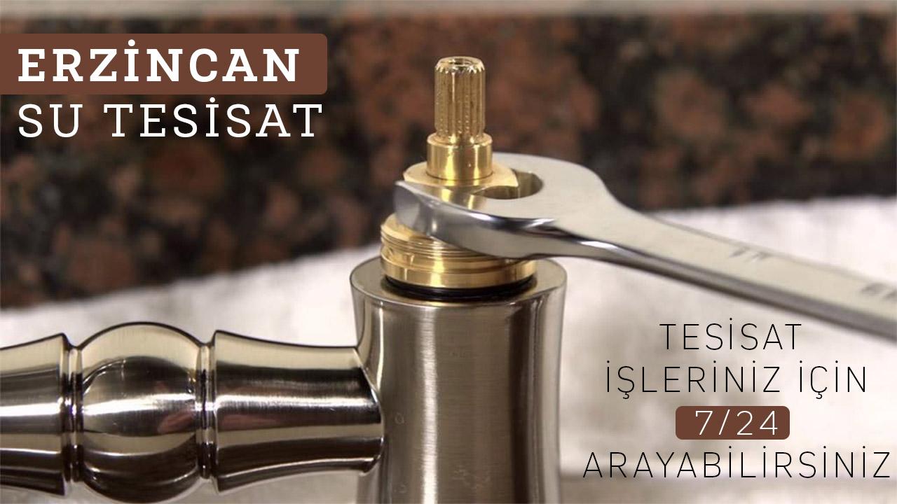 Su Tesisatçısı Erzincan