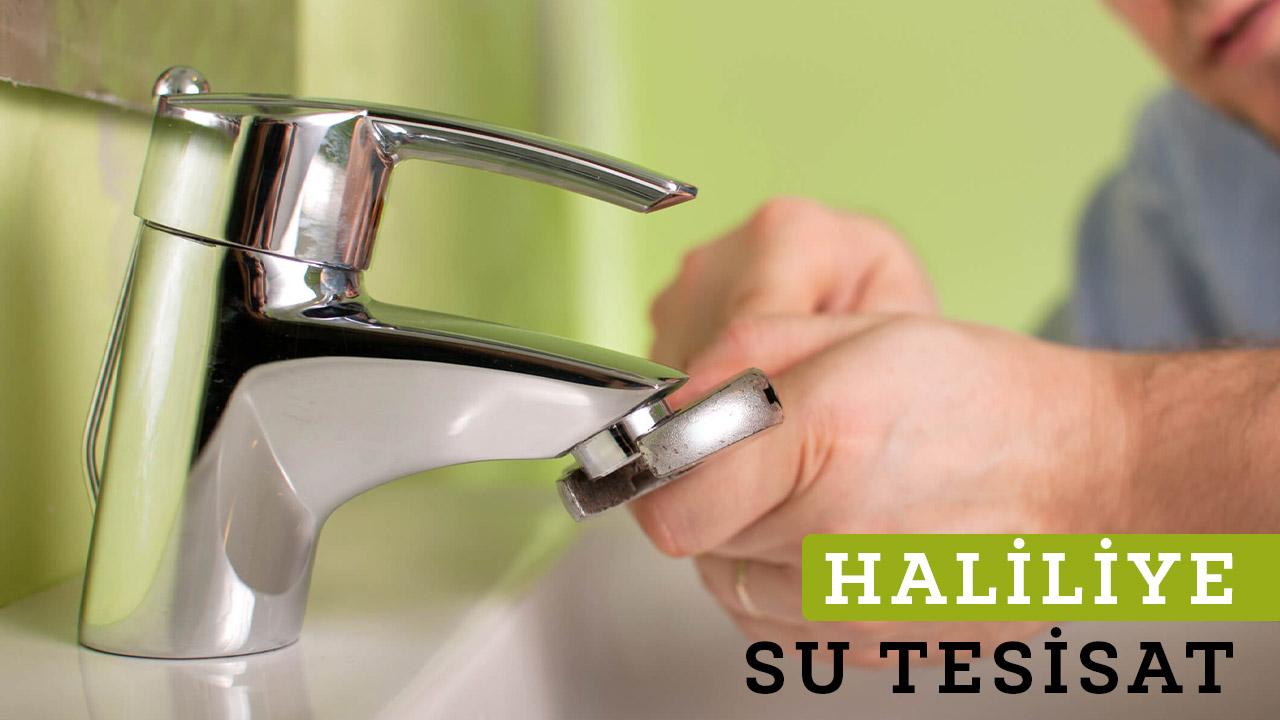 Su Tesisatçısı Haliliye