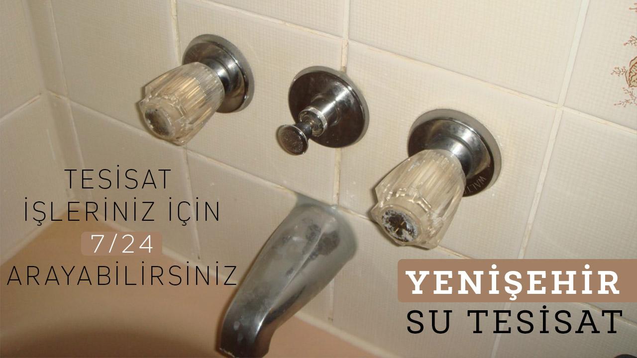 Su Tesisatçısı Yenişehir