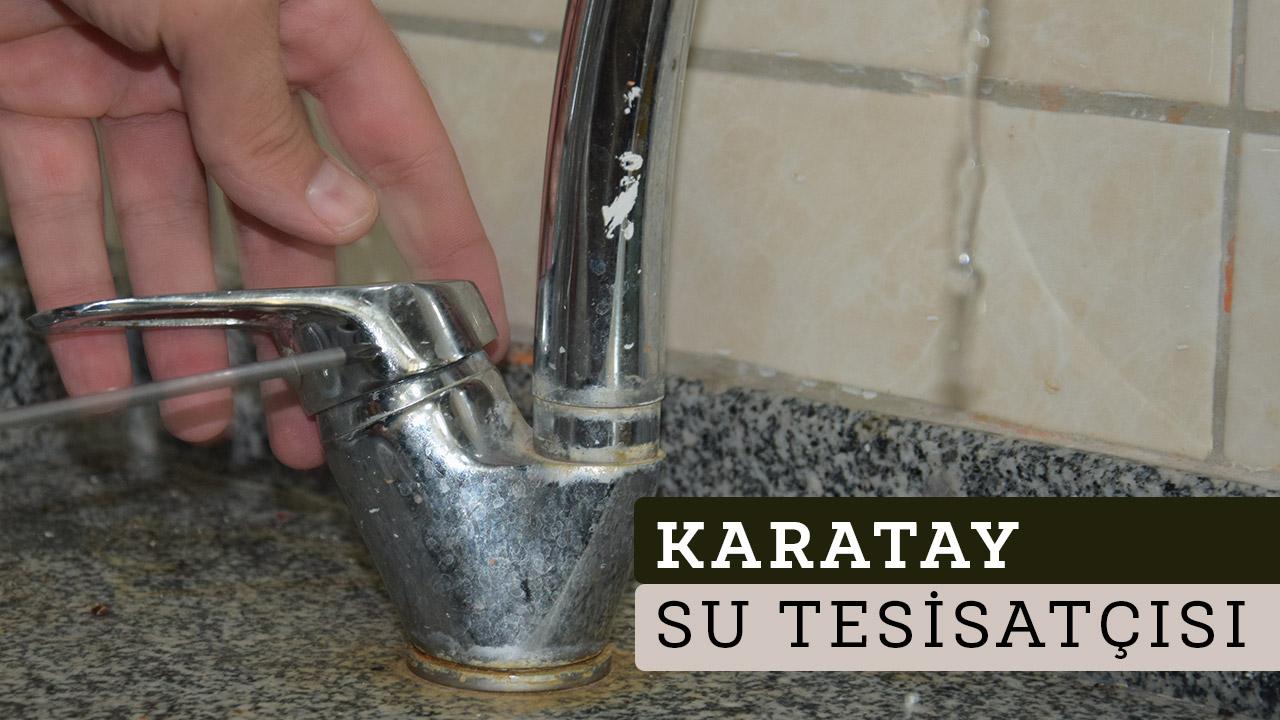 Karatay Su Tesisatçısı